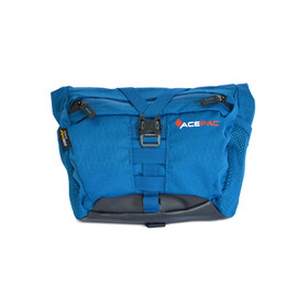 Acepac Bar Bag Cykeltaske blå/sort